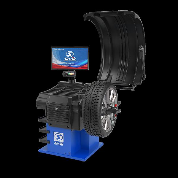Балансировочный станок GELIOS СБМП-60/3D Plus (УЗ, ТЛУ)