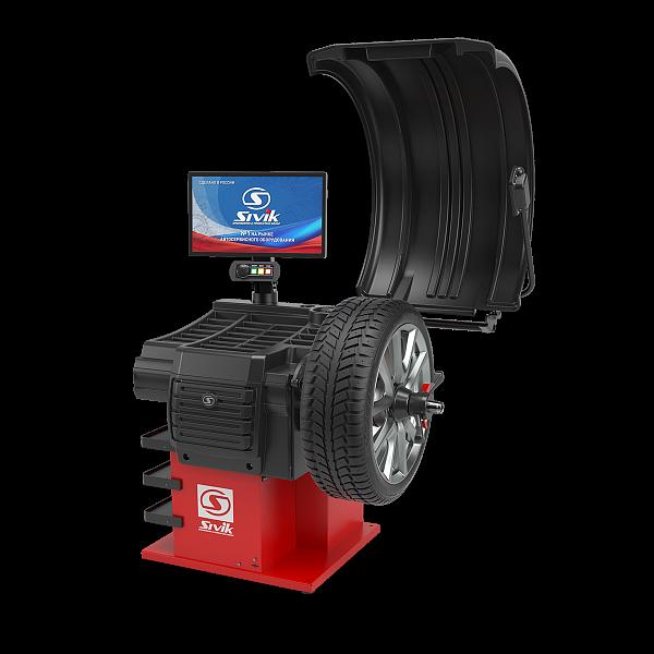 Балансировочный станок GELIOS СБМП-60/3D Plus (УЗ) с ультразвуковым датчиком