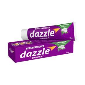 Trichup Dazzle ointment согревающий массажный крем 50 гр.