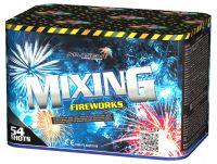 "Батарея салютов ""MIXING FIREWORKS"" 54 залпа"