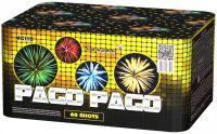 """Батарея салютов """"PAGO PAGO"""" 60 залпов"""