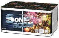 "Батарея салютов ""SONIC BOOM"" 88 залпов"