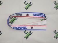 Ленты для медалей с логотипом
