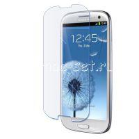 Защитное стекло на Samsung S3 простое