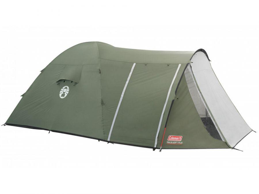 Палатка кемпинговая Coleman (Колеман) Trailblazer 5 Plus 5-ти местная