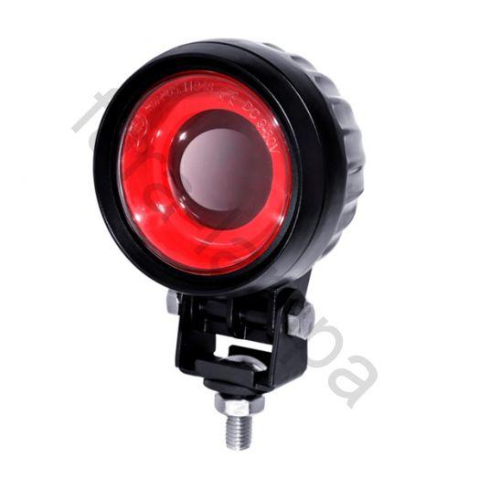 Предупреждающие светодиодные фары визуальной системы безопасности (стралка)