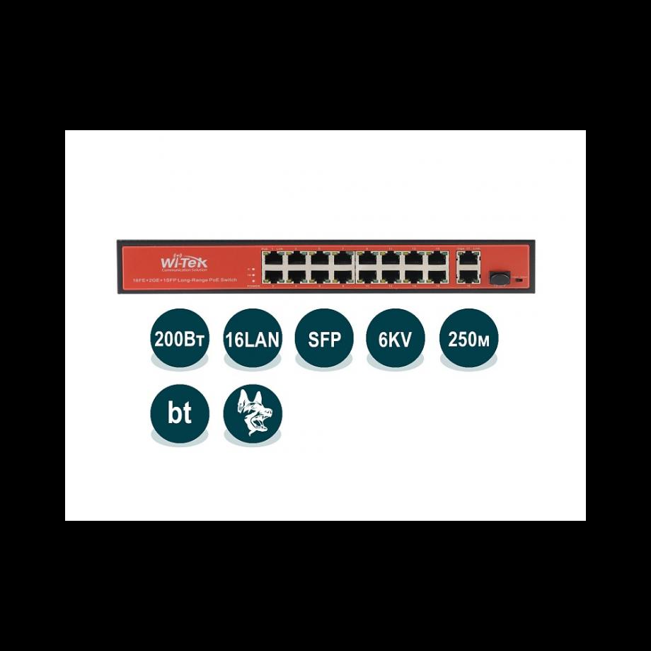 Wi-Tek WI-PS518G (v2)