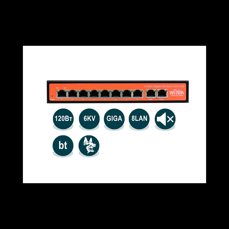 Wi-Tek WI-PS308G (v2)