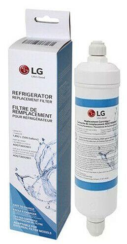 Фильтр воды для холодильника LG, внешний