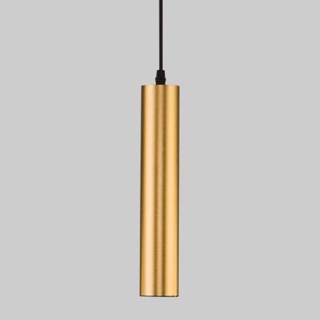 Подвесной светодиодный светильник 50161/1 LED золото
