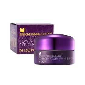 MIZON COLLAGEN POWER FIRMING EYE CREAM 25ml - крем для век коллагеновый