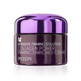 Mizon Collagen Power Firming Enriched Cream 50мл - Укрепляющий питательный крем с коллагеном