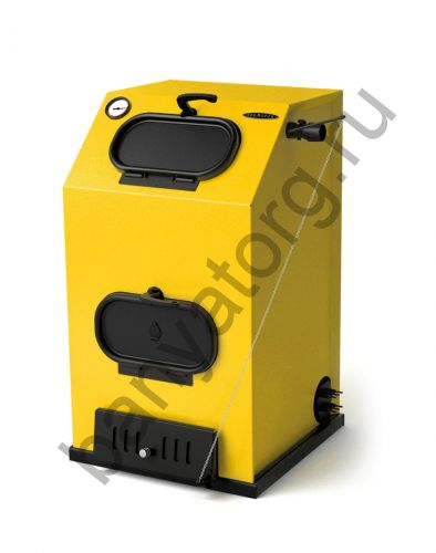 Прагматик Электро, 25 кВт, АРТ, ТЭН 9 кВт, желтый
