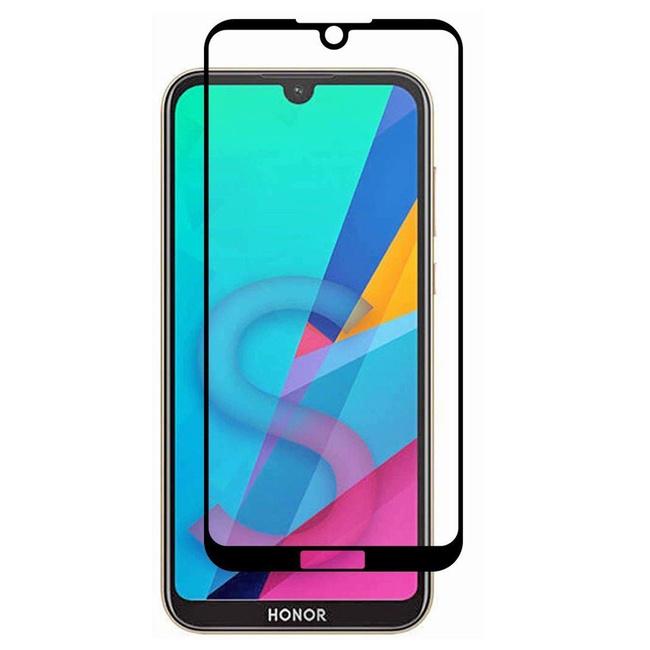 Защитное стекло на Honor 8S/Y5 (2019) с рамкой