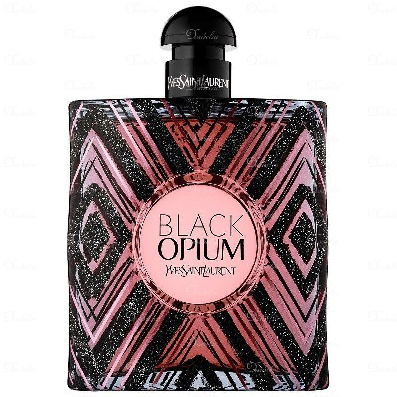 Yves Saint Laurent - Black Opium Pure illusion