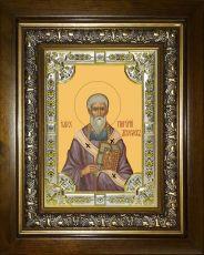 Икона Григорий Двоеслов  папа Римский святитель (18х24)
