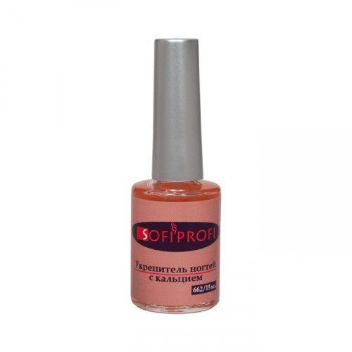 Укрепитель ногтей с кальцием, L662 / 15 мл   SOFIPROFI