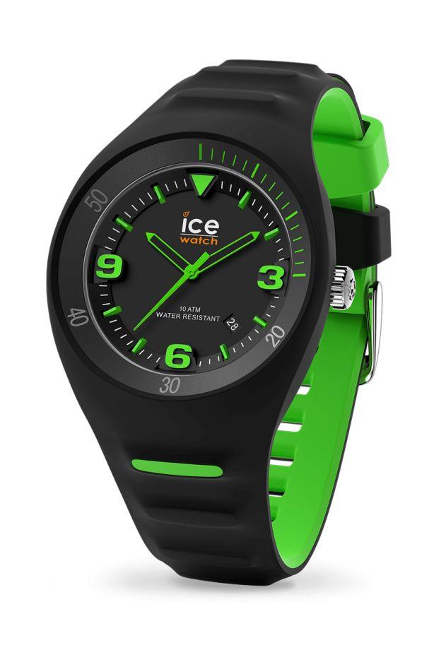 ICE - P. Leclercq - Black green