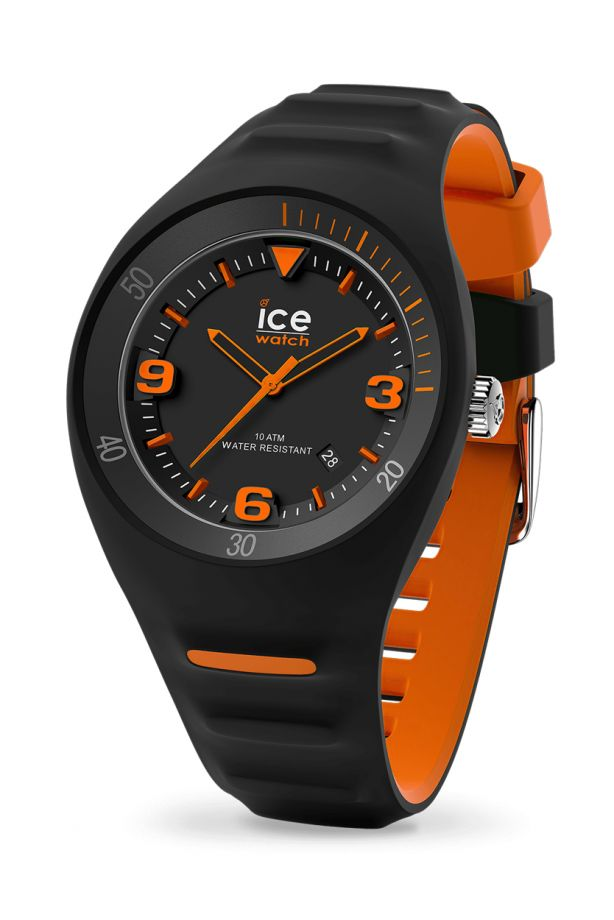 ICE - P. Leclercq - Black orange