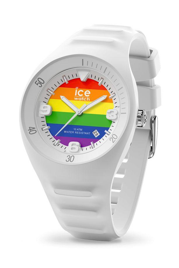 ICE - P. Leclercq - Rainbow