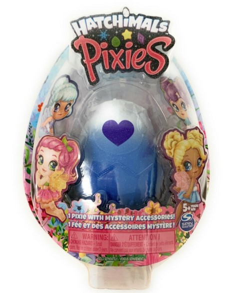 Hatchimals Pixies яйцо-сюрприз