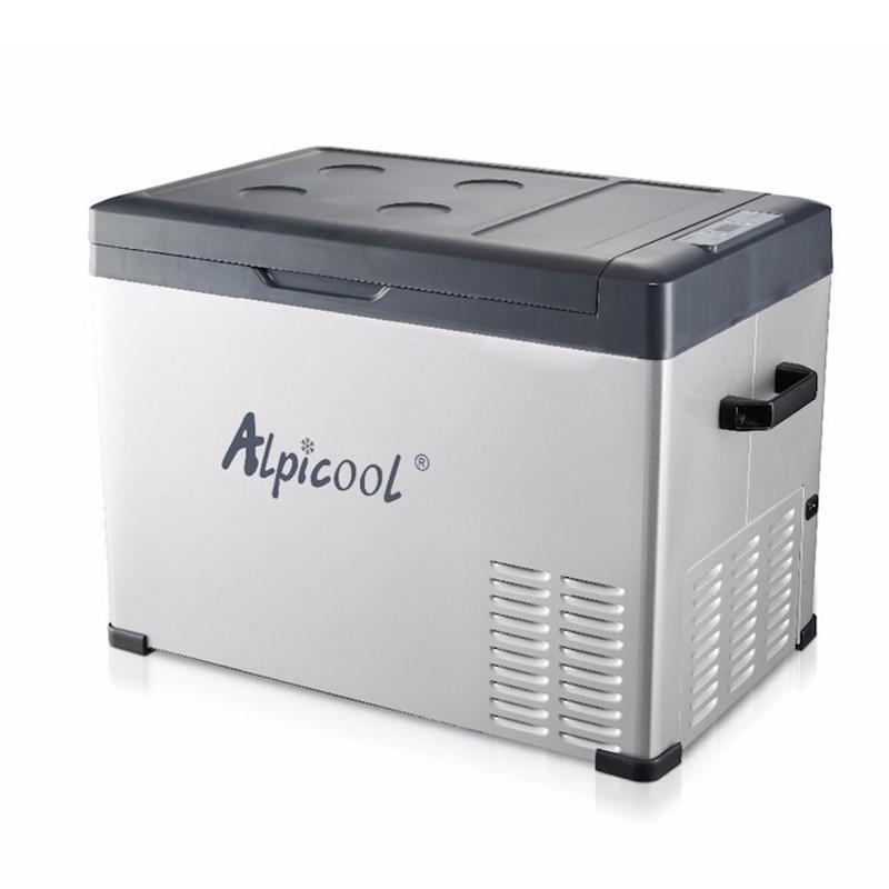 Компрессорный автохолодильник ALPICOOL C40 (40 л) 12-24-220В