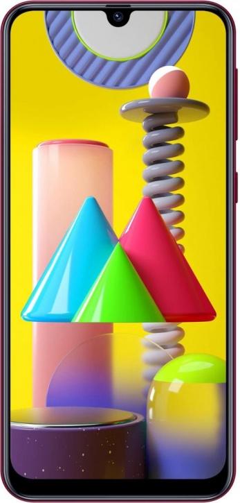 Samsung Galaxy M31 128GB Red