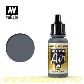 "097.  ""Model Air""  Gray primer"