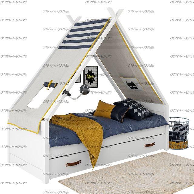 Кровать Домик Шалаш 3