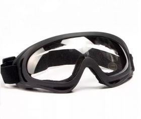 ОЧКИ МАСКА ГОРНОЛЫЖНАЯ защитная X500 прозрачное стекло