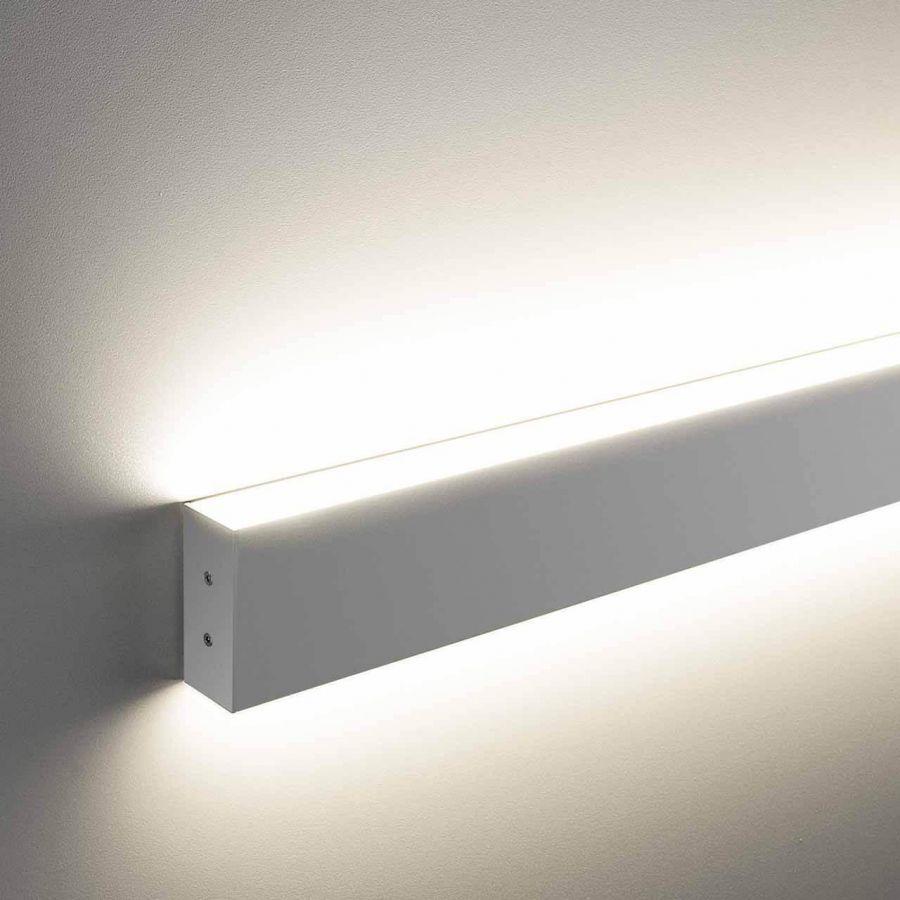 Настенный светодиодный светильник Elektrostandard LSG-02-2-8 128-35-3000-MS 4690389129186