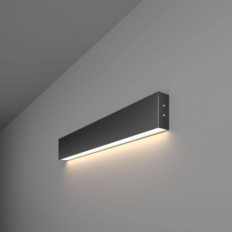 Настенный светодиодный светильник Elektrostandard LSG-02-1-8x53-4200-MSh 4690389133459