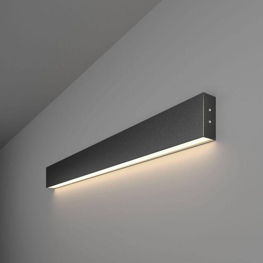 Настенный светодиодный светильник Elektrostandard LSG-02-1-8x78-4200-MSh 4690389133480