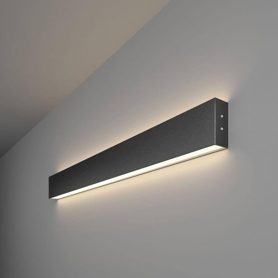 Настенный светодиодный светильник Elektrostandard LSG-02-2-8x78-4200-MSh 4690389133367