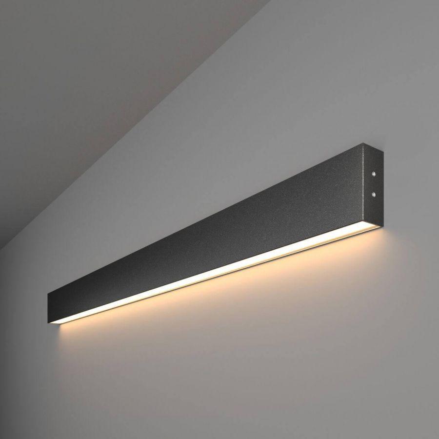 Настенный светодиодный светильник Elektrostandard LSG-02-1-8x103-3000-MSh 4690389133381