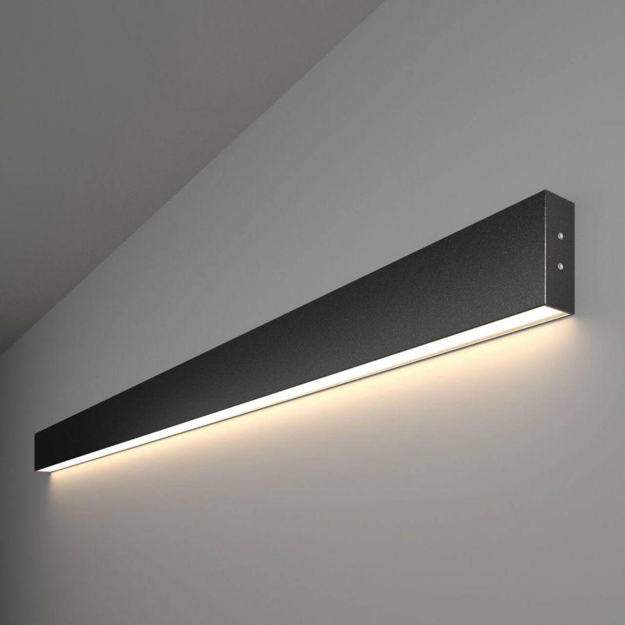 Настенный светодиодный светильник Elektrostandard LSG-02-1-8x128-4200-MSh 4690389133428