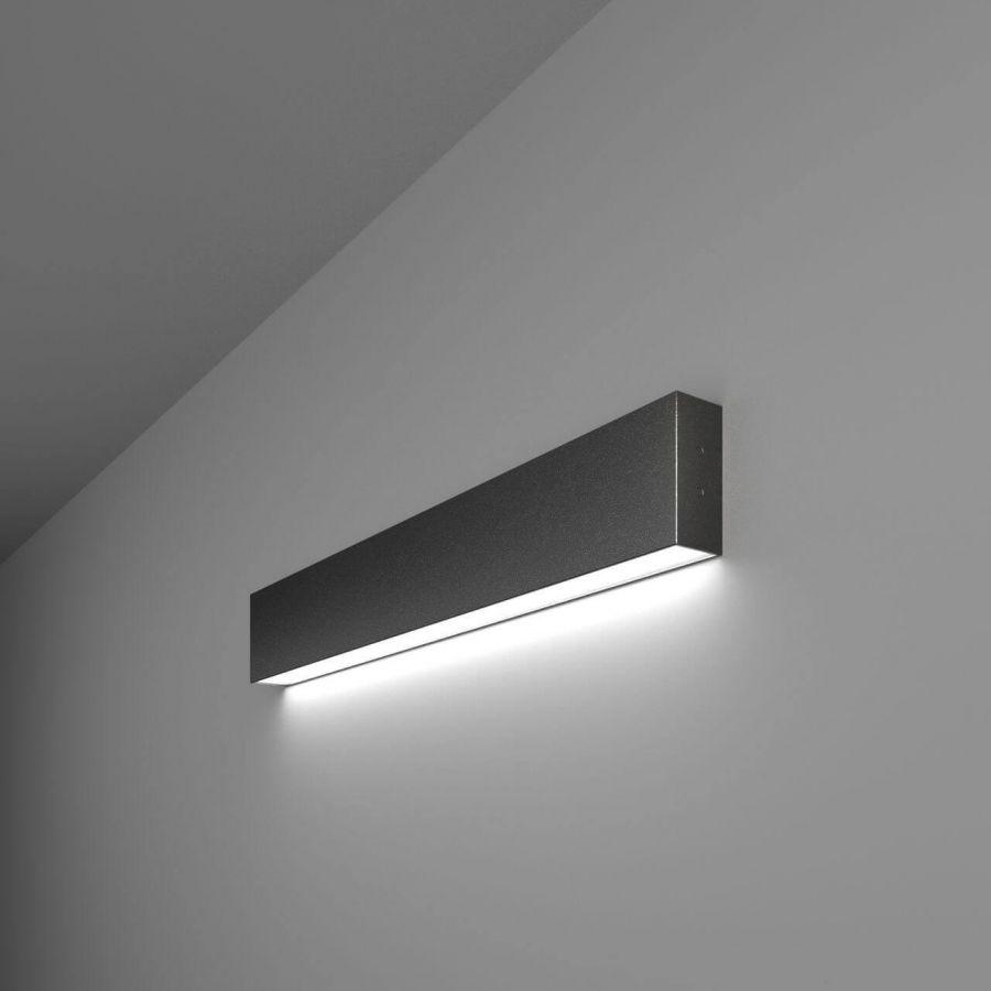 Настенный светодиодный светильник Elektrostandard LSG-02-1-8x53-6500-MSh4690389133466