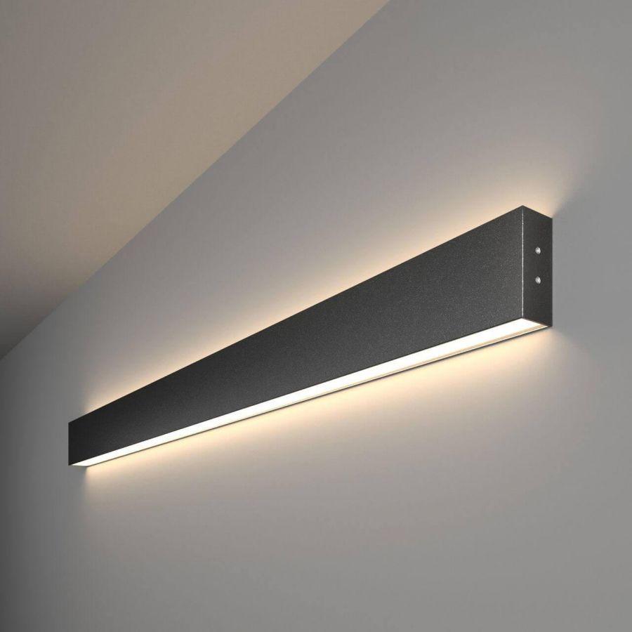 Настенный светодиодный светильник Elektrostandard LSG-02-2-8x103-4200-MSh 4690389133275