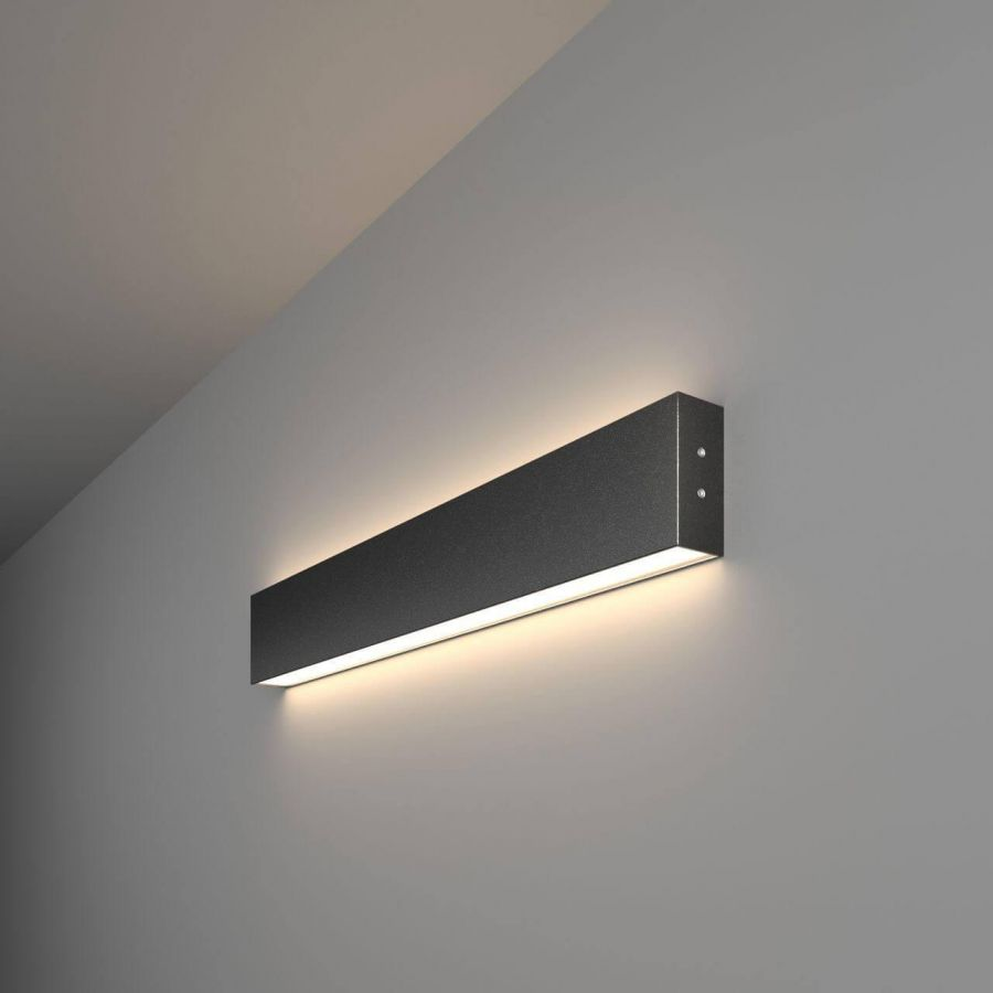 Настенный светодиодный светильник Elektrostandard LSG-02-2-8x53-4200-MSh 4690389133336