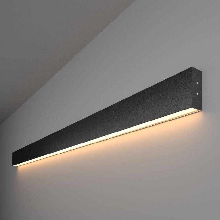 Настенный светодиодный светильник Elektrostandard LSG-02-1-8x128-3000-MSh 4690389133411