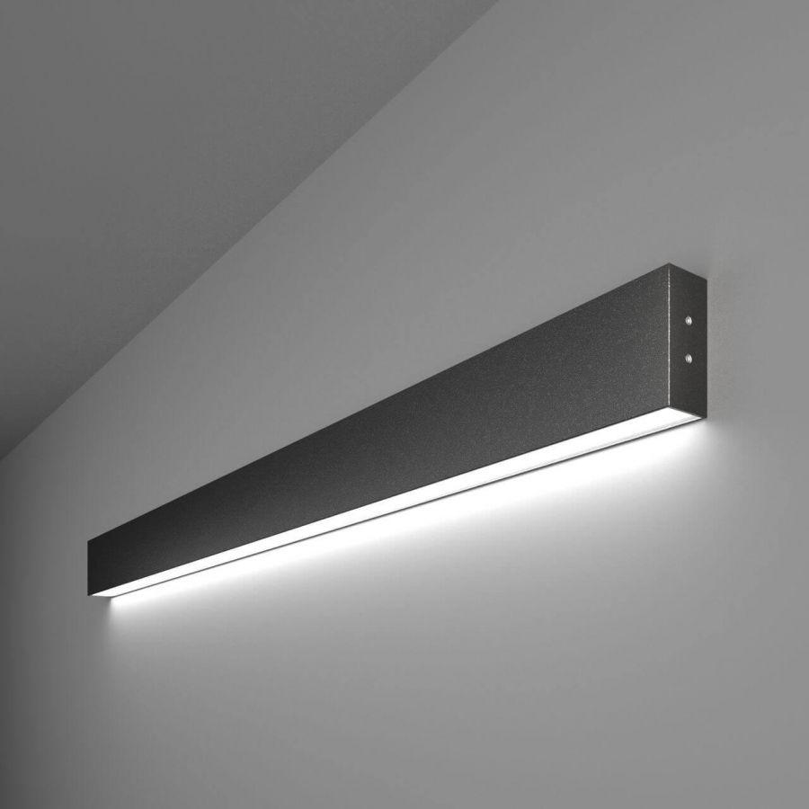 Настенный светодиодный светильник Elektrostandard LSG-02-1-8x103-6500-MSh 4690389133404