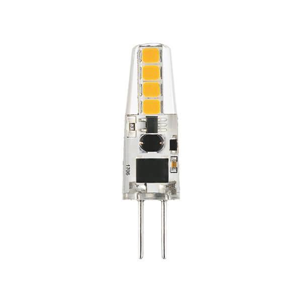 Лампа светодиодная Elektrostandard G4 3W 4200K прозрачная 4690389119002