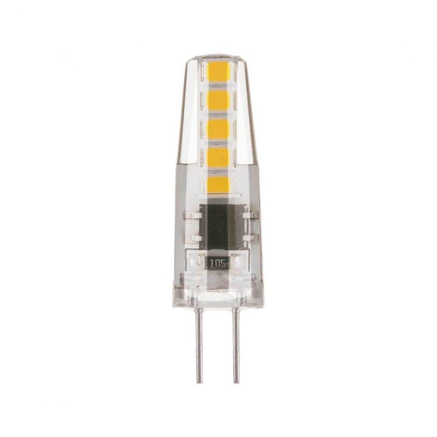 Лампа светодиодная Elektrostandard G4 3W 4200K прозрачная 4690389118982