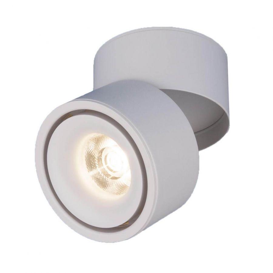 Светодиодный спот Elektrostandard DLR031 15W 4200K 3100 белый матовый 4690389123542