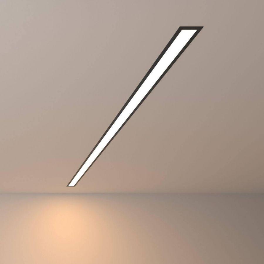 Встраиваемый светодиодный светильник Elektrostandard LS-03-128-3000-MB 4690389118012