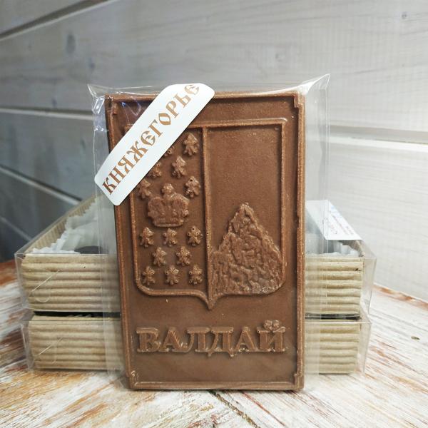 """Шоколад молочный """"Валдай.Герб"""""""
