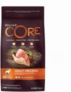 CORE Корм из индейки с курицей для взрослых собак средних пород 1,8 кг
