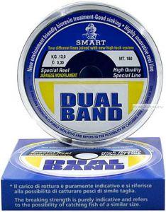 Леска монофильная Maver Dual Band 150 м