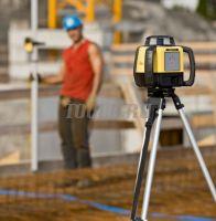 Leica Rugby 610 лазерный нивелир ротационный фото