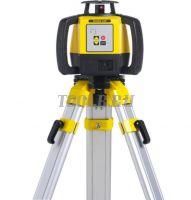 Комплект Leica Rugby 620 лазерный нивелир ротационный фото